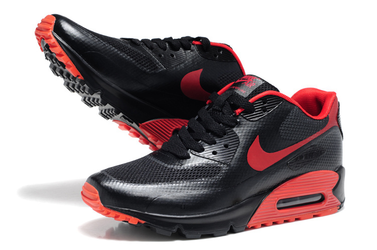 air max rouge fluo homme